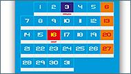Nauka CorelDRAW. Projektowanie kalendarza